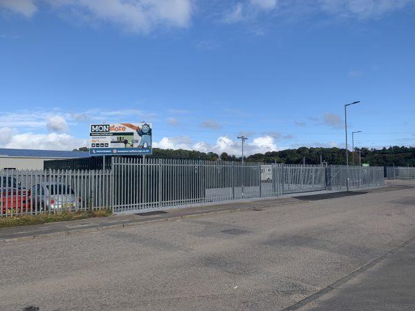 self storage Aberdeen