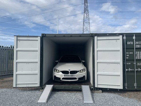 Car Storage Aberdeen